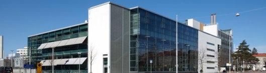 Meilahti Campus Library Terkko, Helsinki University Library, Finland