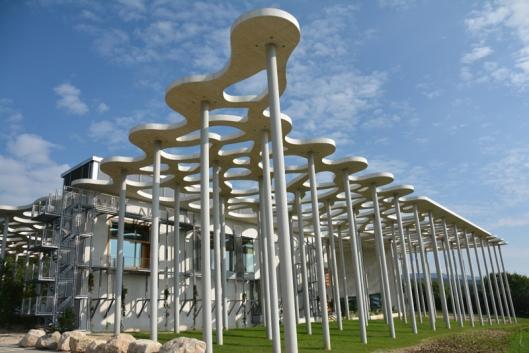 Montricher Literatuurcentrum en Bibliotheek, Zwitserland