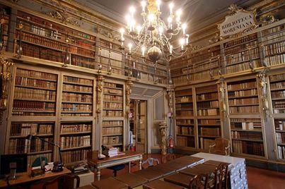 Biblioteca Moreniana, Florence