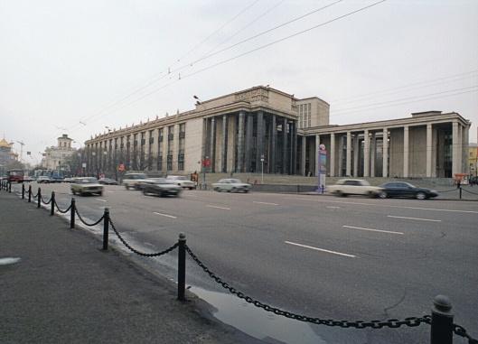 Uitbreiding nieuwbouw Nationale Bibliotheek van Rusland, Moskou