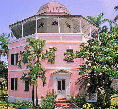 Nassau Public Library, Bahamas