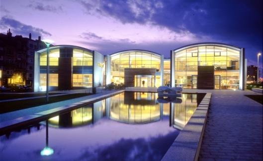 Openbare Bibliotheek Kris Lambert in Oostende