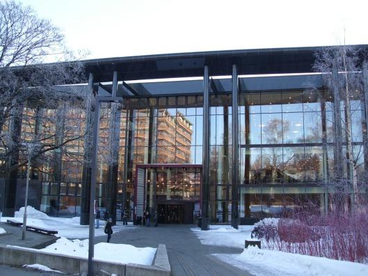 Universiteitsbibliotheek Oslo