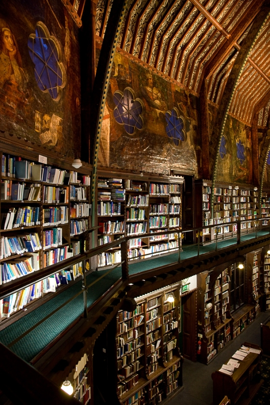 Oxford Union Library