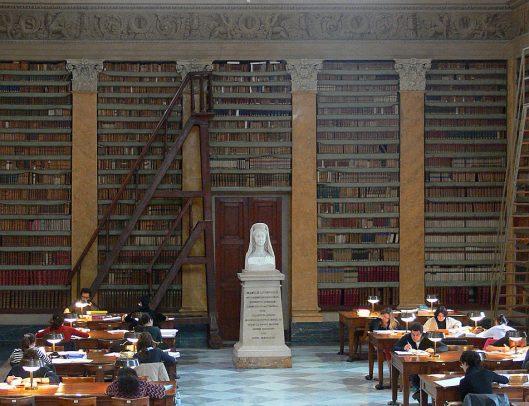 Bibliotheca Palatina Parma