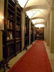 Patmos. Bibliotheek van St. Johnnes