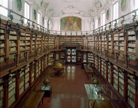 Biblioteca Classense in Ravenna