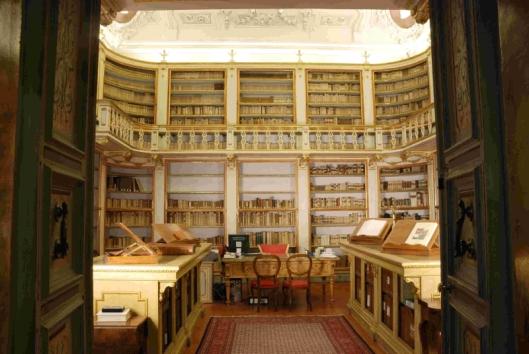 Biblioteca Riccardiana, Florence