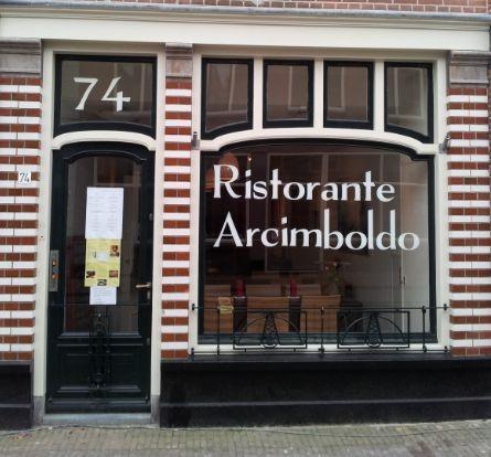 Ristorante Arcimboldp, Spaarnwouderstraat 74 Haarlem