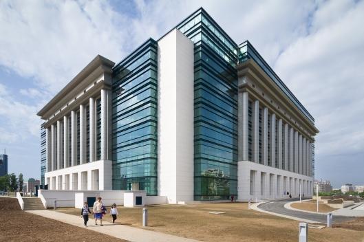 Nationale Bibliotheek van Roemenië, Bukarest