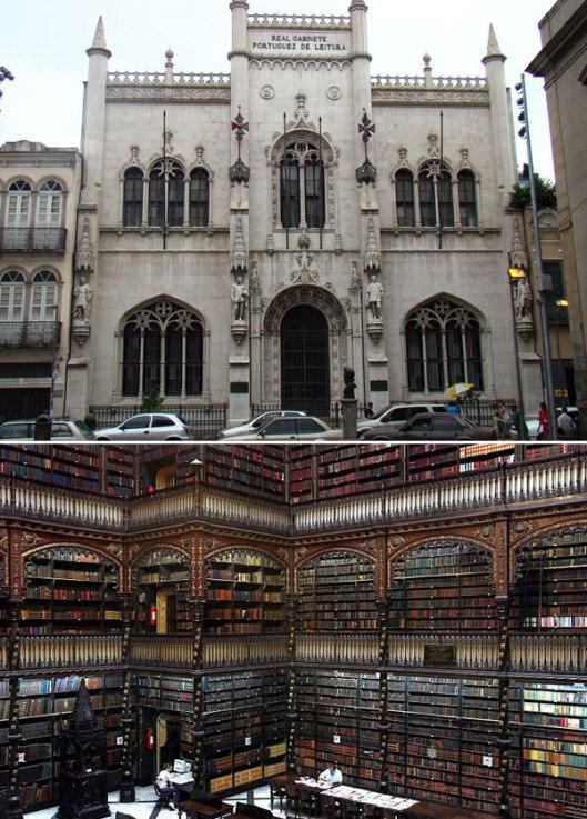 Koninklijk Portugees Literair Kabinet, Rio de Janeiro