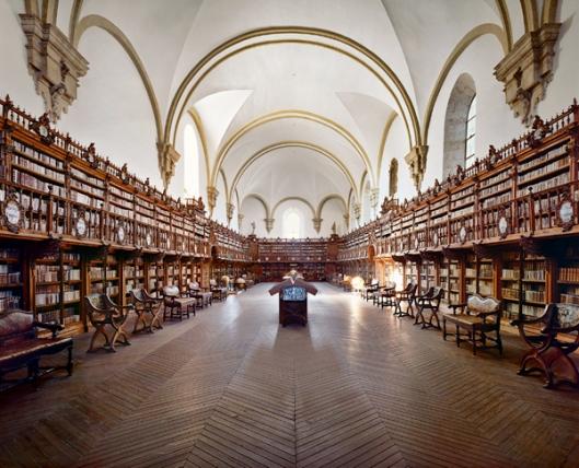 Universiteitsbibliotheek Salamanca