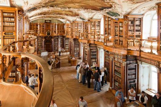 Kloosterbibliotheek van Sankt Gallen