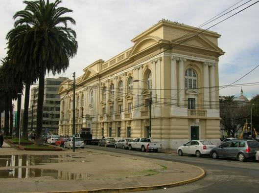 Biblioteca Publica Severin, Santiago, Chili
