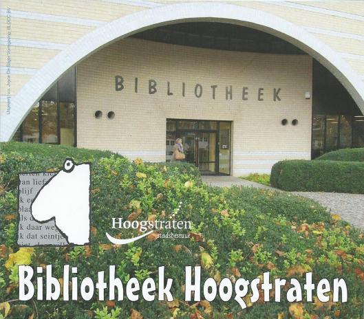 Voorgevel bibliotheek Hoogstraten