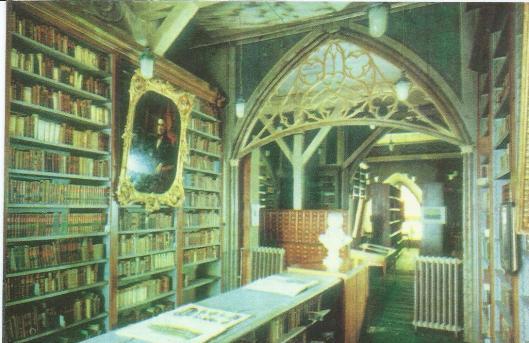 Depot van Universiteitsbibliotheek Tartu, Estland (1974)