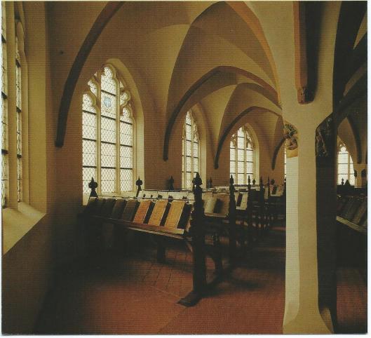 Librije van de Walburgiskerk in Zutphen