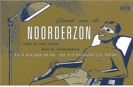 Uit serie: ijs & weder presenteert orangoetang (André Olgers), 2001