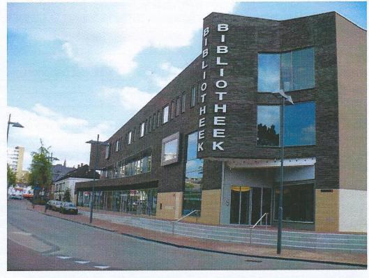 Nieuwe bibliotheek Helmond