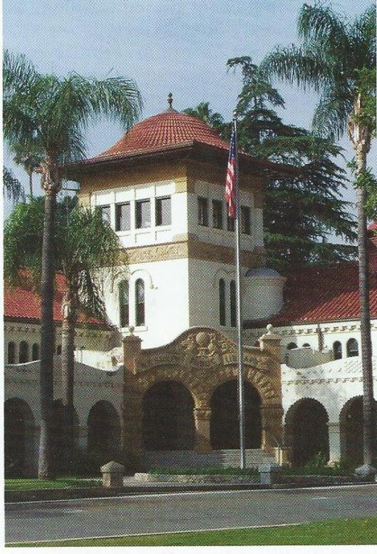 A.K.Smiley public library, Redlands, California