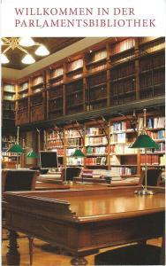 Interieur Parlementsbibliotheek in Wenen, Oostenrijk