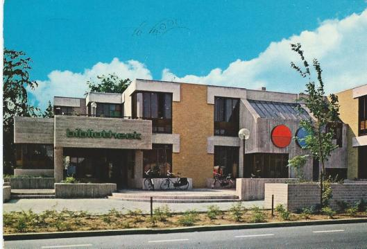 Openbare bibliotheek Doetinchem in 1980