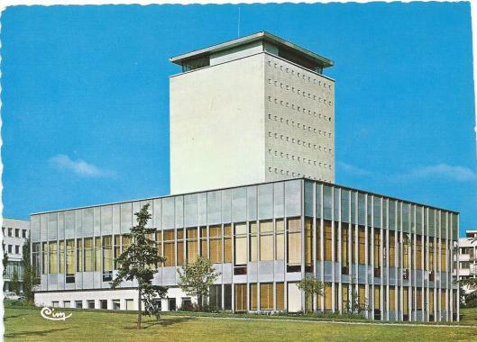 Universiteitsbibliotheek Dijon