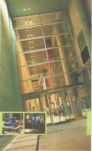 Combinatie sinds 2006 van de Nationale Bibliotheek en het Nationaal Archief van Québec, Canada