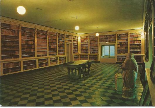 Biblioteca Communale in Milazzo (Sicilië)