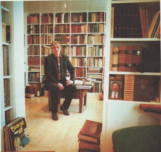 De bibliomaan: Ed Schilders (2004)