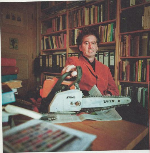 De bibliomaan: Atte Jongstra (2004)