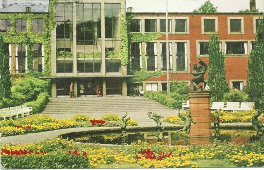 Former public library in Aarhus