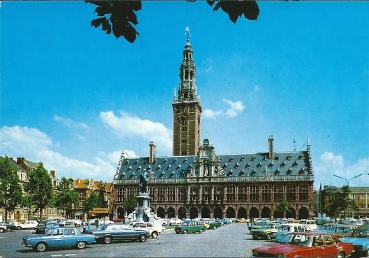 Universiteitsbibliotheek Leuven, België