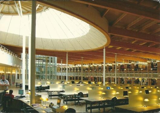 Bibliotheek van faculteit der rechtsgeleerdheid in Leiden