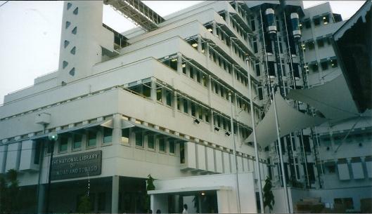 Nationale Bibliotheek van Trinidad en Tobago, Port of Spain (Sjoerd Koopman, 2003)