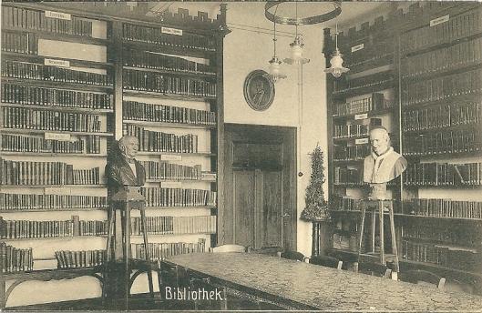 Vm. bibliotheek van r.k. jongensschool Bleyerheide, Kerkrade