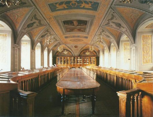 Universiteitsbibliotheek Vilnius, Litouwen