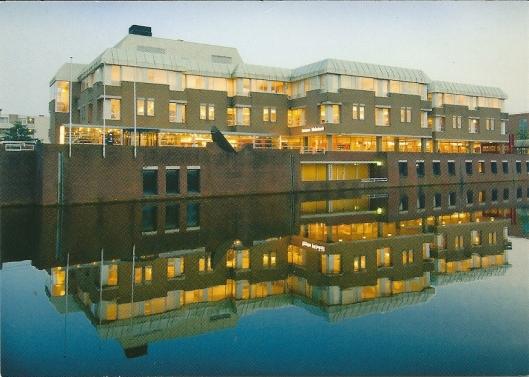 De tegenwoordige Zeeuwse bibliotheek in Middelburg