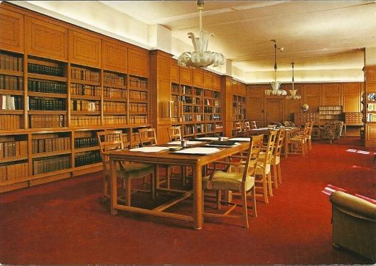 Leeszaal van de Tweede Kamer van de Staten-Generaal, Den Haag