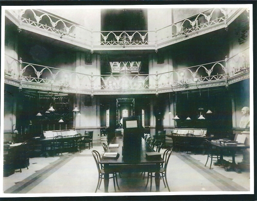 Providence Public Library, circa 1900