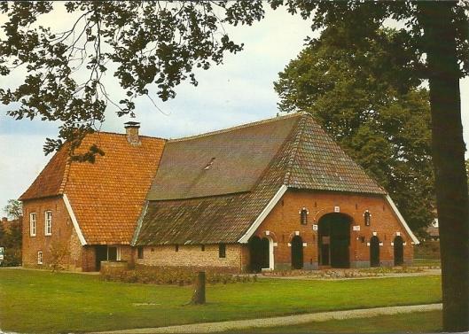 Openbare bibliotheek in Neede, gehuisvest in een historische boerderij 'De Meijer'