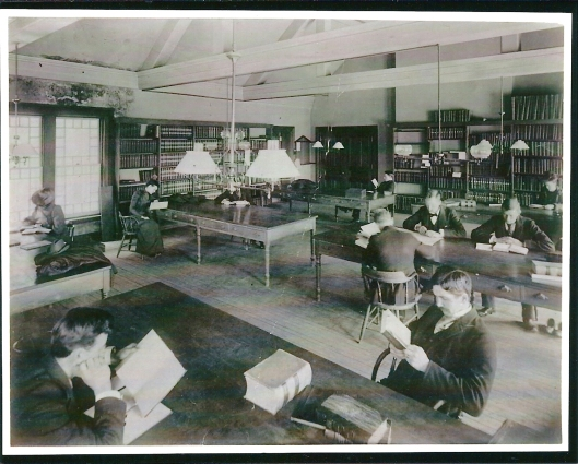 University Library Ann Arbor, Michigan. 1883