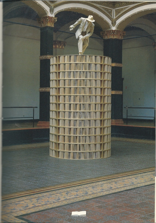 Svetlana Kopystiansky, the Library (Düsseldorf, 1994)
