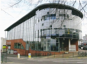 Bournemouth Library (Ken Worpole: Contemporary Library Architecture)