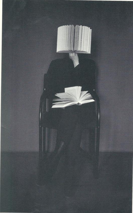 Svetlana Kopystiansky. The Library (Düsseldorf, 1994)