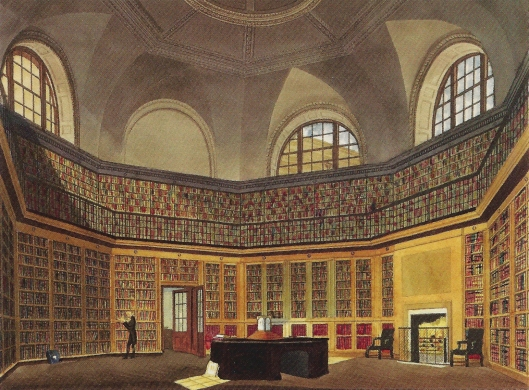 The King's Library, Buckingham House