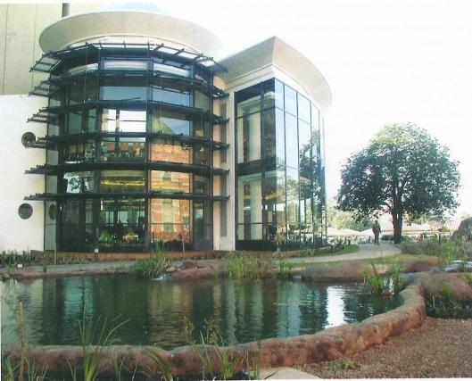 Msunduzi Municipal Library in Pietermaritzburg, South Africa