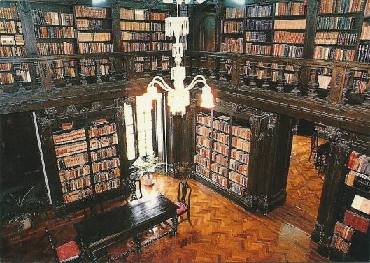 Senaatsbibliotheek Macau, China
