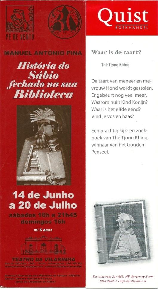 Boekenleggers Arcimboldo