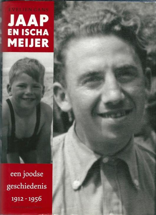 Vooromslag deel 1 van dubbelbiografie over Jaap en Ischa Meijer